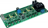 Module AB-Q for 4 tubes, PP & PPP amps, requires 6.3VAC