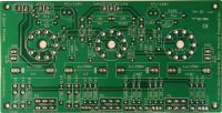 PCB - 3 Band Preamplifier - Double Bass, Bass, Treble
