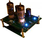 Dynaco MKiii & AB, ultimate MKIII upgrade kit, auto bias for tubes 12AU7
